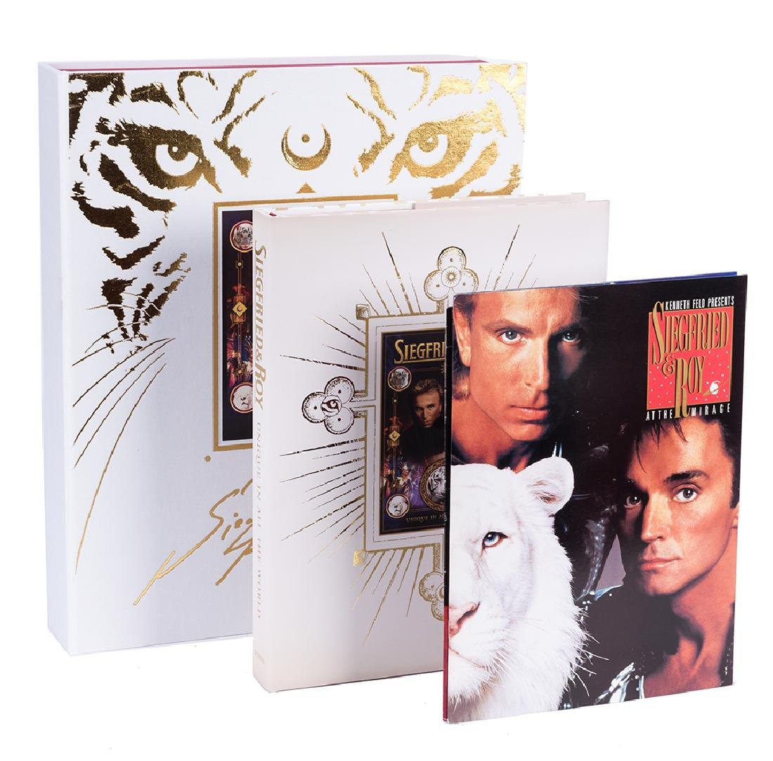 Siegfried & Roy: Unique in All the World.