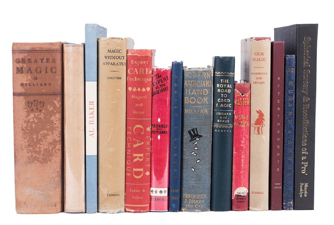 Group of 13 Modern Magic Classics.