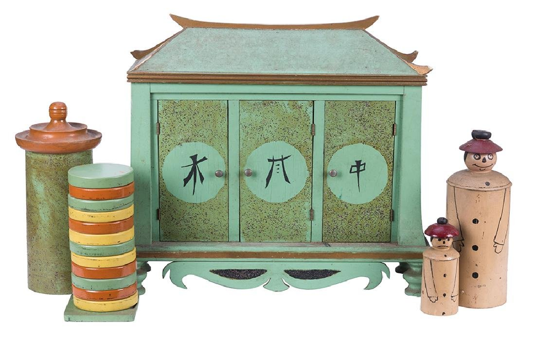 Checker Cabinet / Ghosts of Quong Hi.