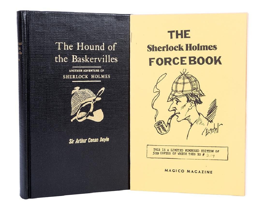 The Sherlock Holmes Force Book.