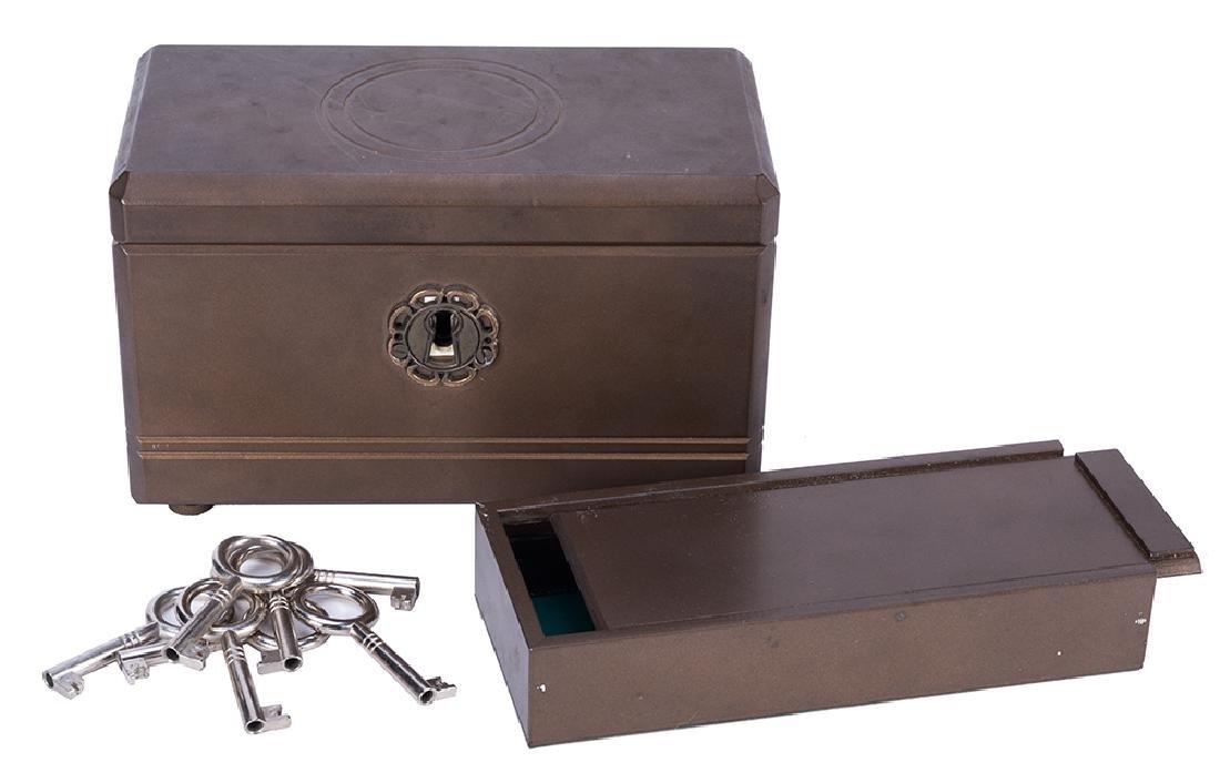 Key Box.