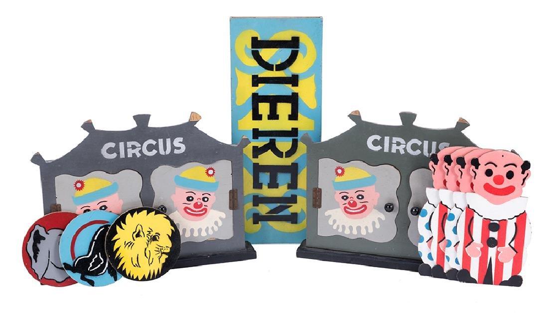 Circus Trick.