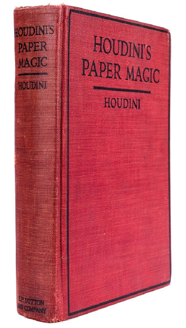 Houdini's Paper Magic.