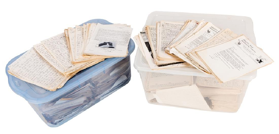 Ed Marlo Magic Trick Manuscript Archive.