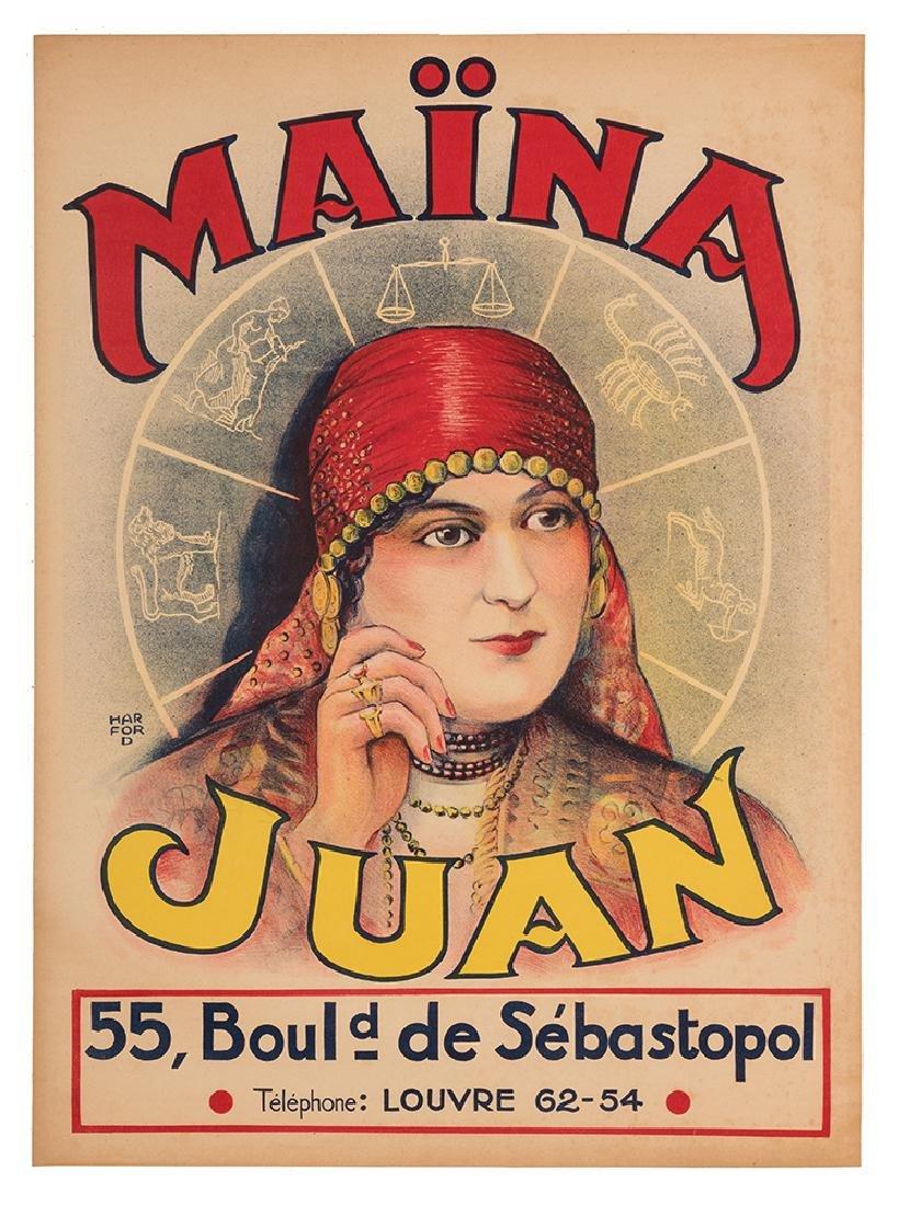 Maïna Juan.