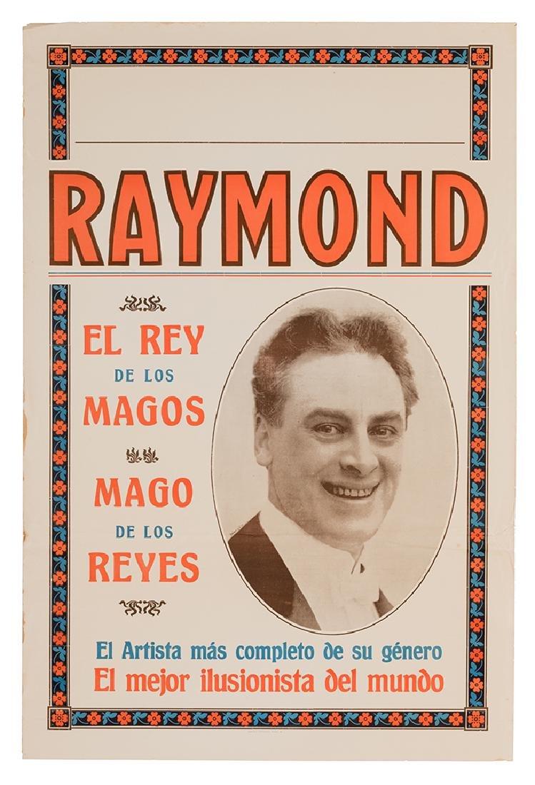 The Great Raymond. El Rey de los Magos.