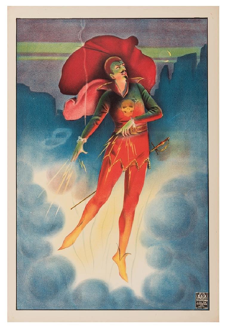 Stock Magic Poster.