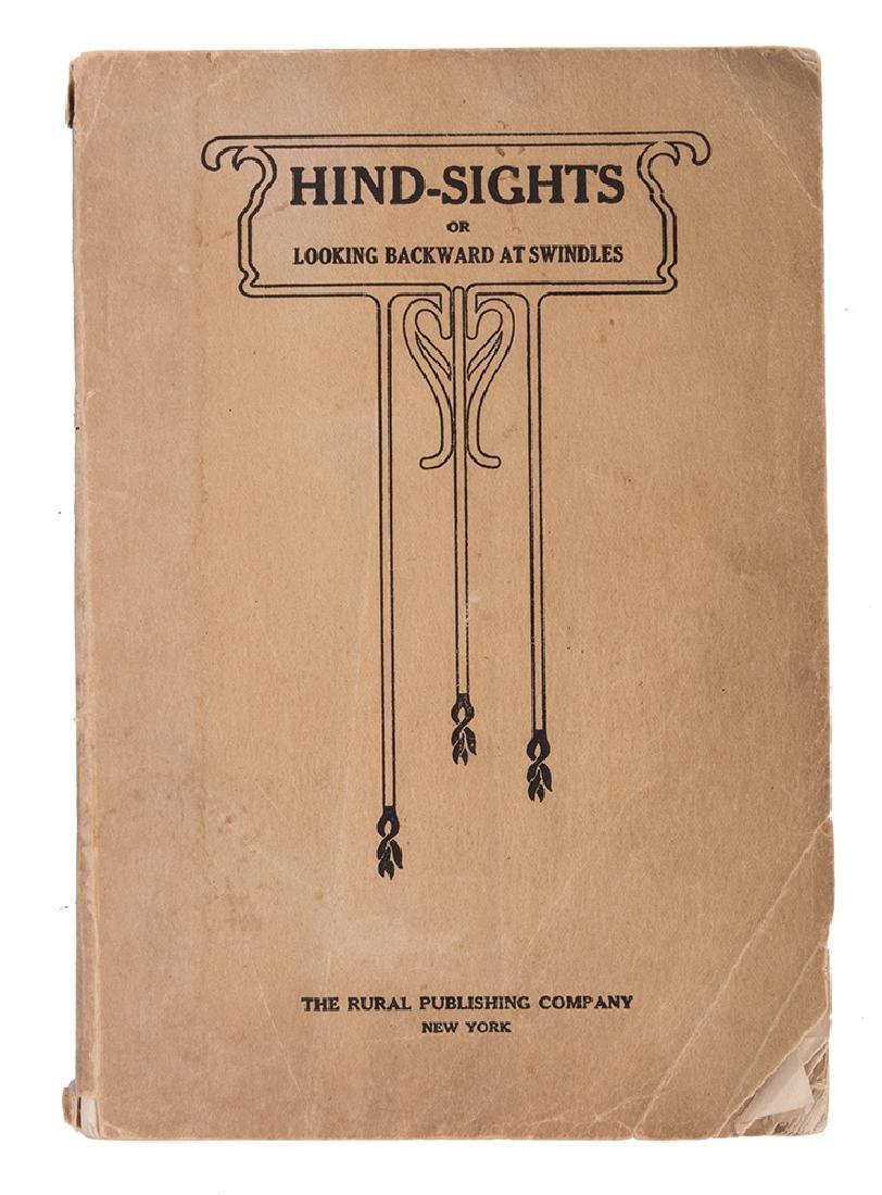 Hind-Sights, or Looking Backward at Swindles.