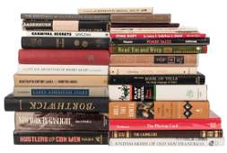 Group of 28 Vintage and Contemporary Volumes on