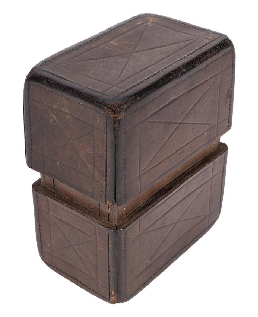 Will & Finck Faro Dealing Box. - 2