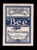 Bee No 92 Club Special Marked Deck Playing Cards