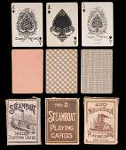 Three Steamboat Decks Playing Cards