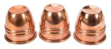 Copper Paul Fox Cups