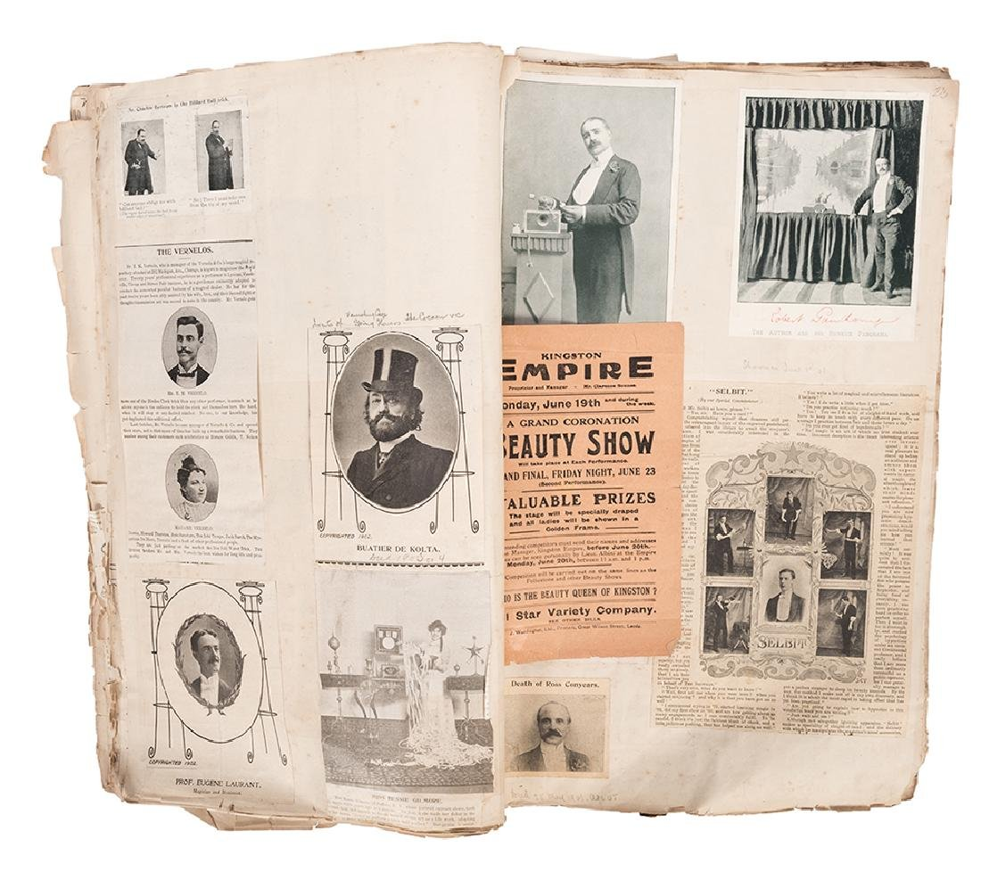 A Scrapbook of 19th and Early 20th Century Magic - 5