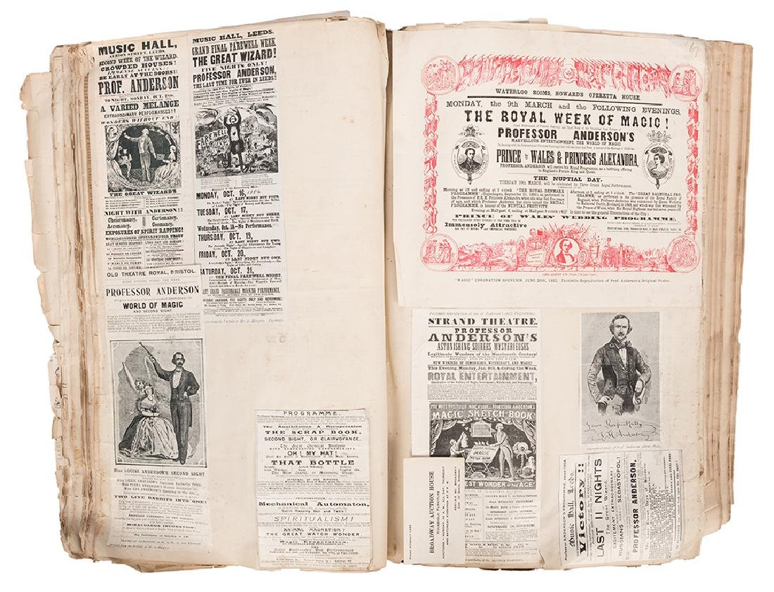 A Scrapbook of 19th and Early 20th Century Magic - 7