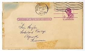 Autograph Letter Signed by Arthur Miller.