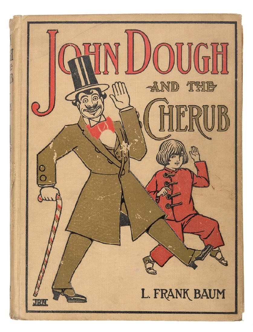 John Dough and The Cherub.