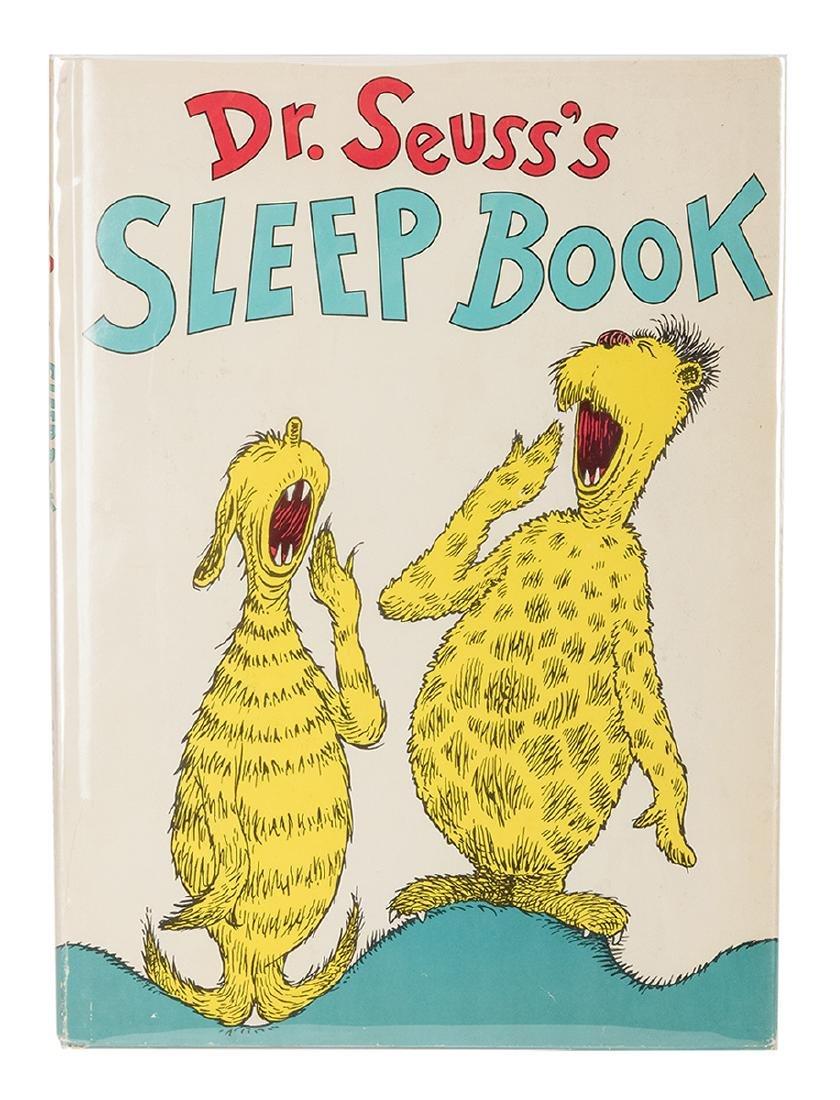 Dr. Seuss's Sleep Book. - 2