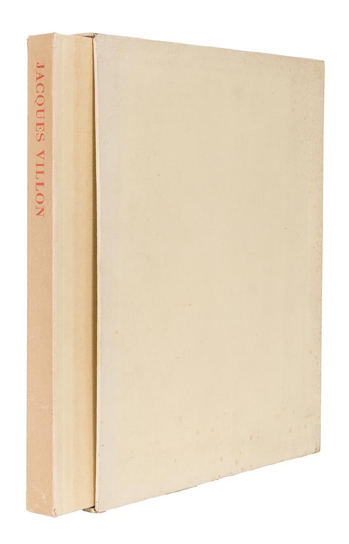 Jacques Villon ou L'Art Glorieux.