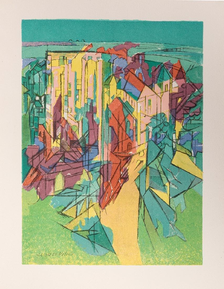 Jacques Villon ou L'Art Glorieux. - 4