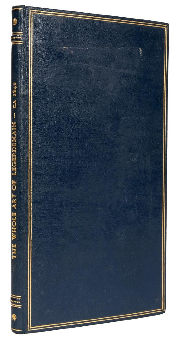 The Whole Art of Legerdemain; or, The Conjurer - 4