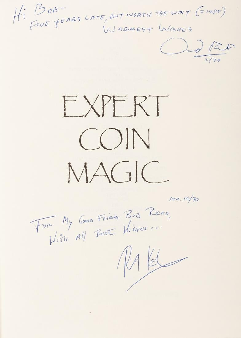 David Roth's Expert Coin Magic.