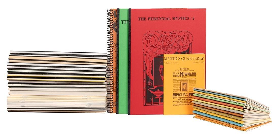 Mystics Quarterly / Perennial Mystics.