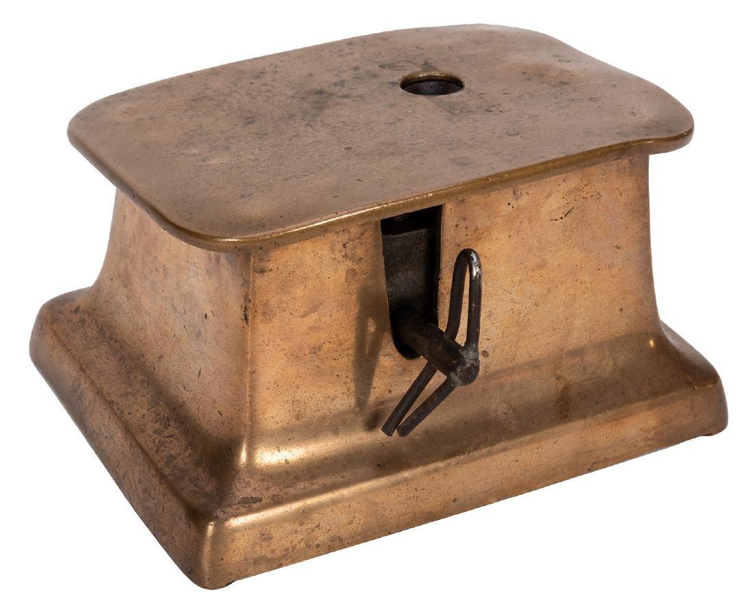 Erie Specialty Co. Cast Iron Cigar Cutter.