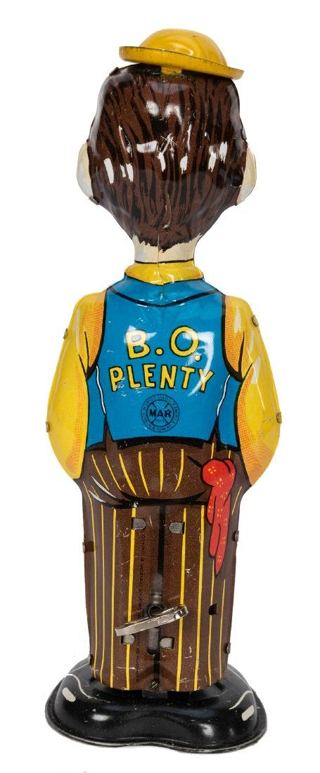 Marx B.O. Plenty Wind-Up Toy. - 2