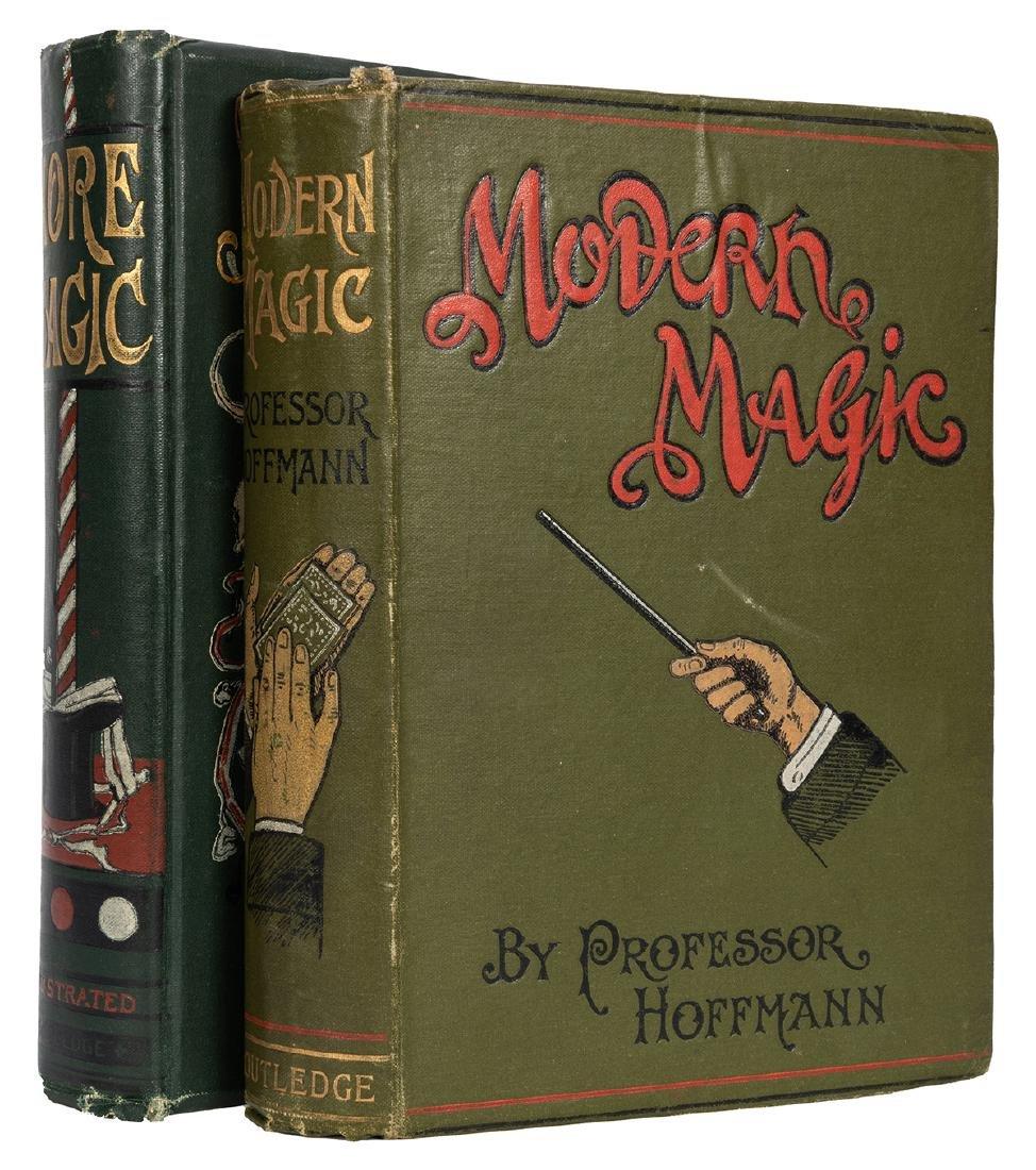 Modern Magic/ More Magic.
