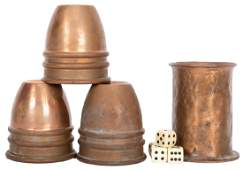 Copper Cups and Balls Owned by Kalanag