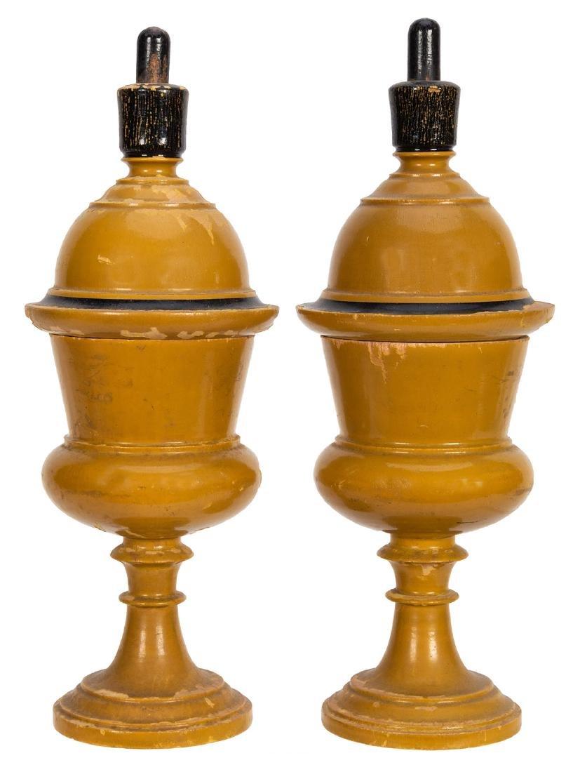 Passe Passe Ball Vases.