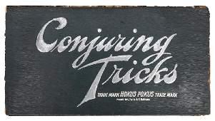 Conjuring Tricks Magic Set