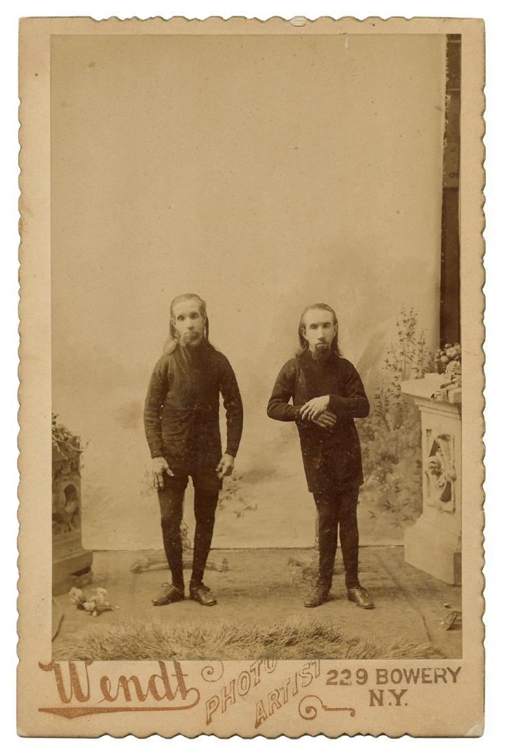 Wild Men of Borneo Photographs. - 3