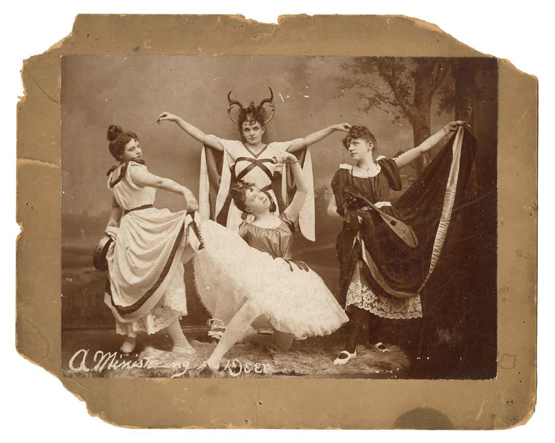 Group of Circus Photographs, Postcards, and Other - 2