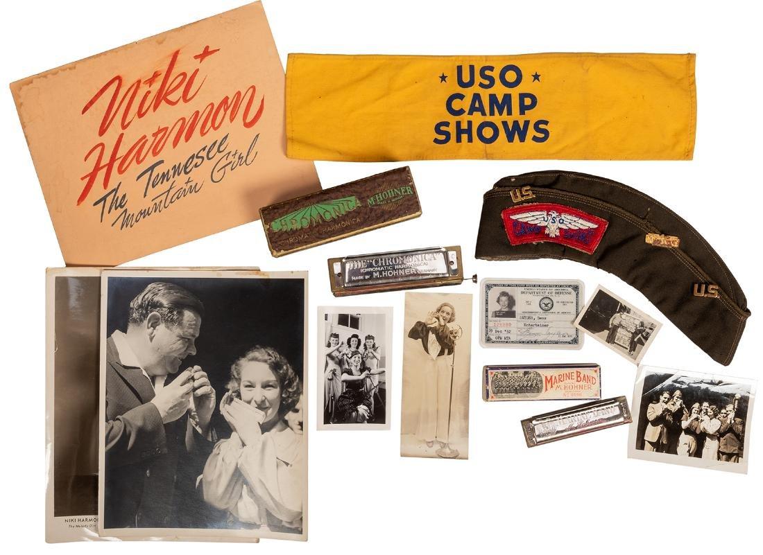 Niki Harmon Harmonica Playing Humorist Archive with
