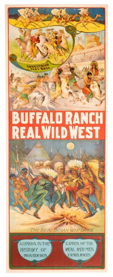 Buffalo Ranch Real Wild West