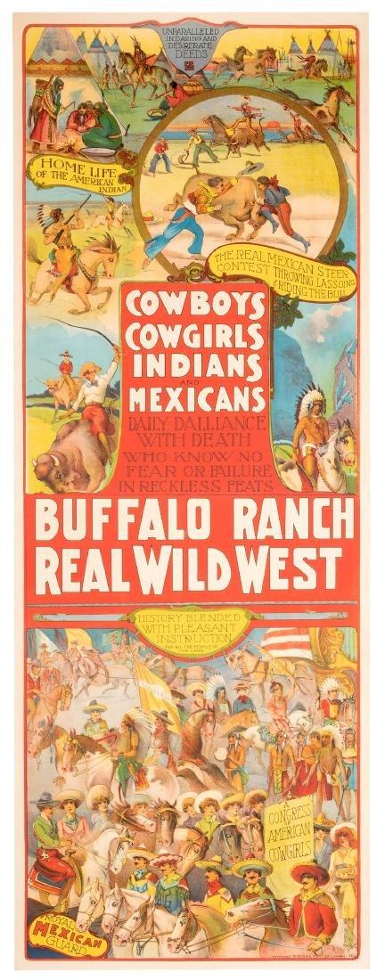 Buffalo Ranch Real Wild West.