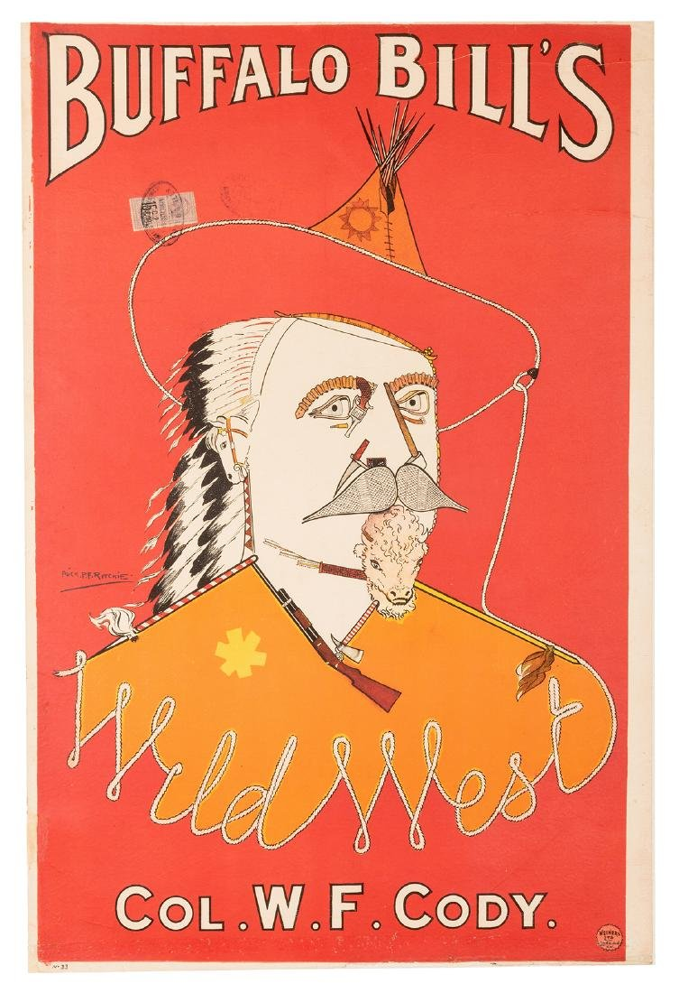 Buffalo Bill's Wild West. Col. W.F. Cody.