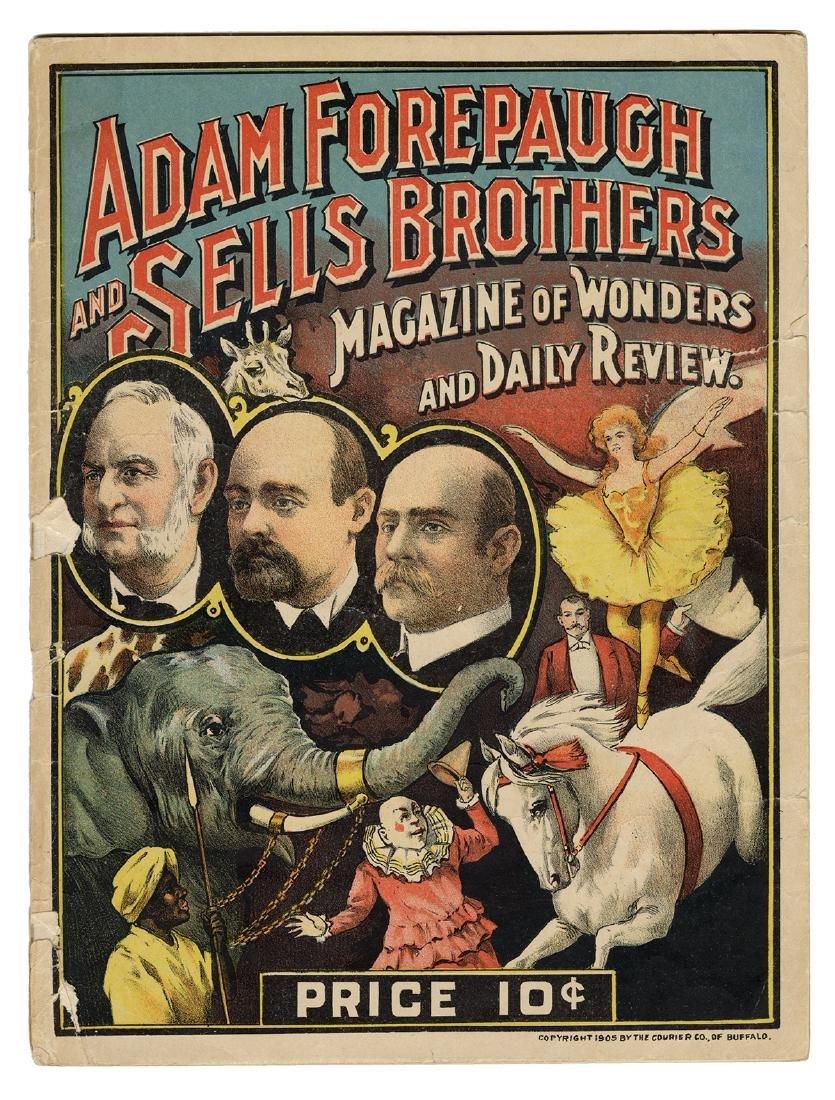 Adam Forepaugh & Sells Brothers