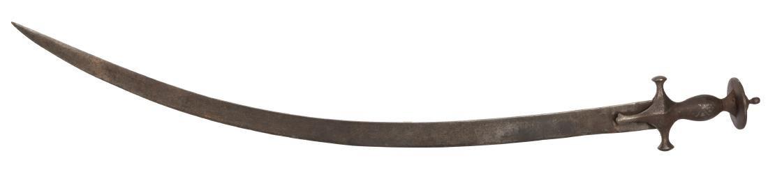Five Antique Swords. - 4