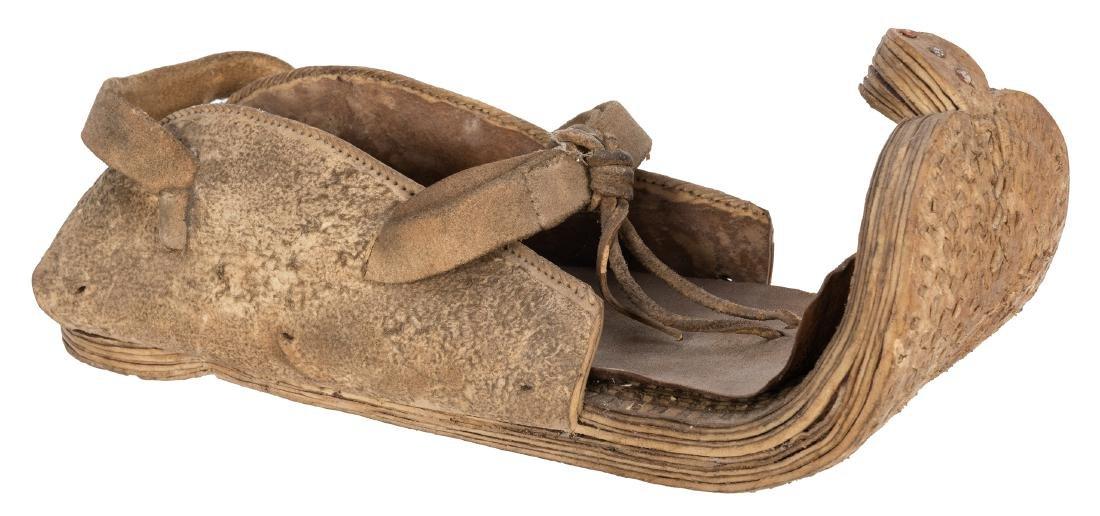 Ancient Etruscan Sandal / Shoe.