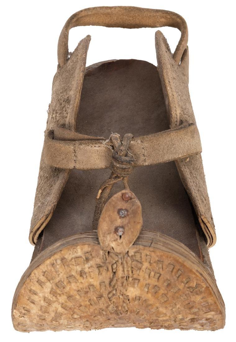 Ancient Etruscan Sandal / Shoe. - 3