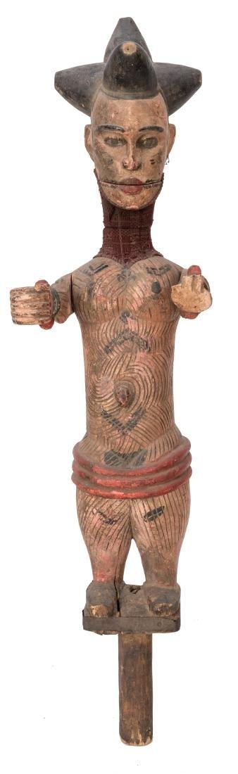 Ibibio Puppet