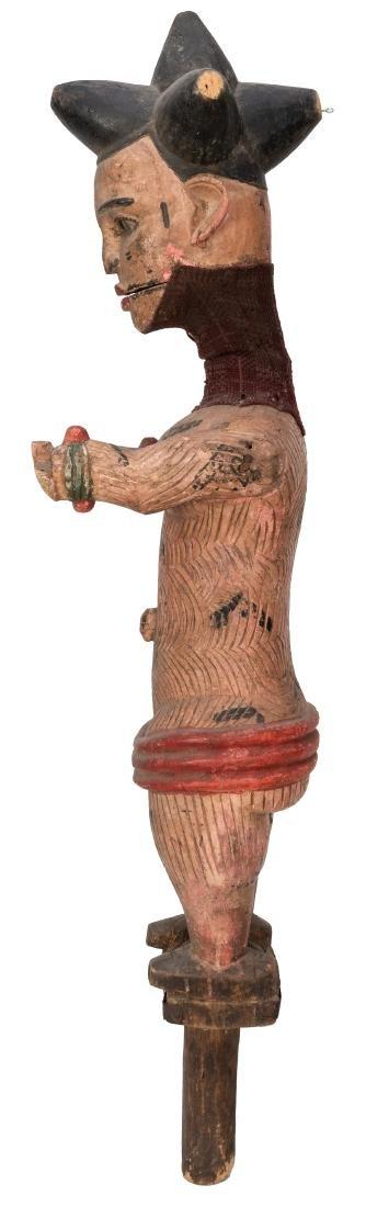 Ibibio Puppet - 3