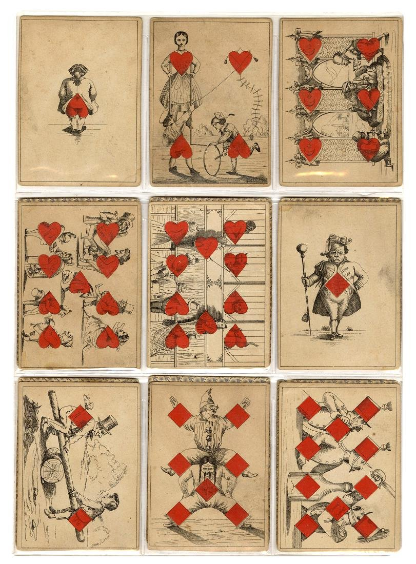 Frommann & Bunte Transformation Playing Cards - 3