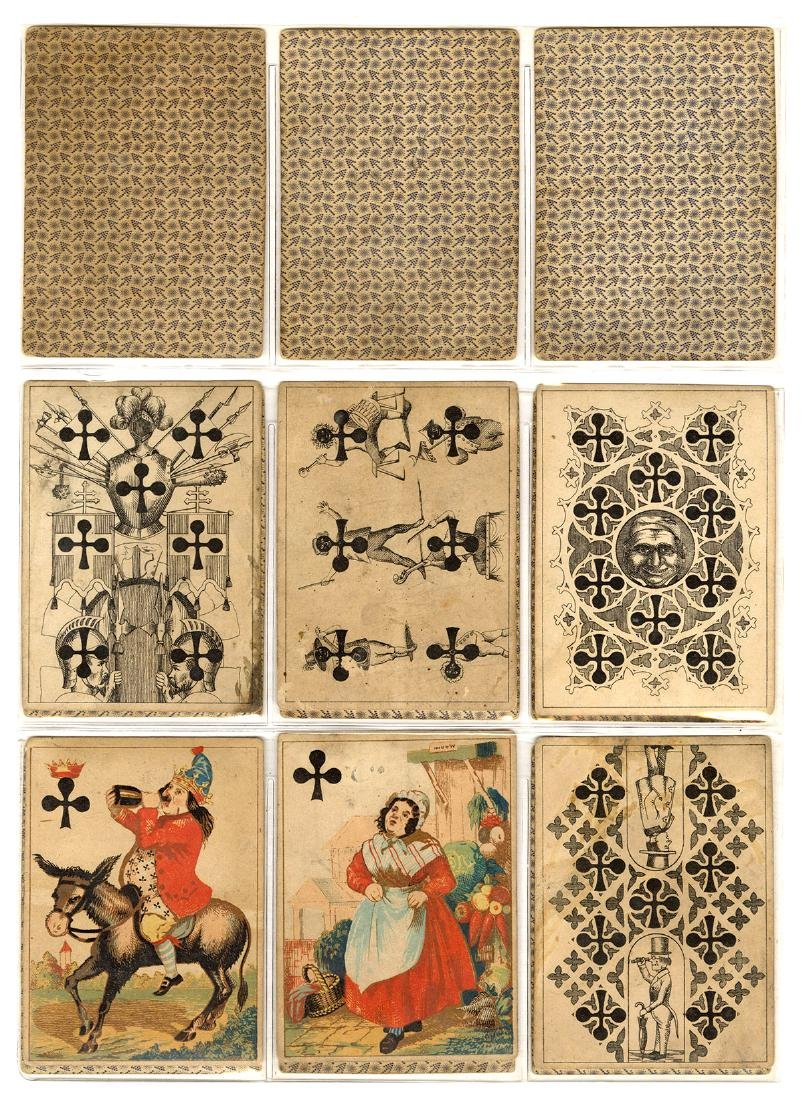 Frommann & Bunte Transformation Playing Cards - 4