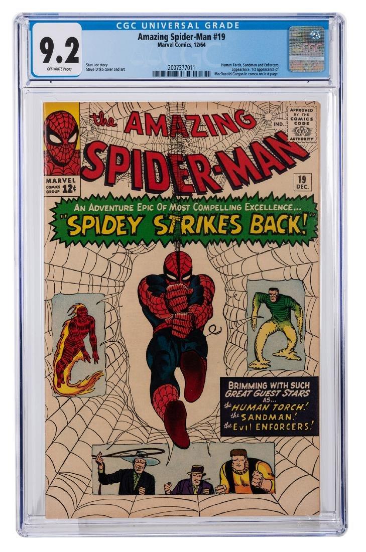 The Amazing Spider-Man No. 19.