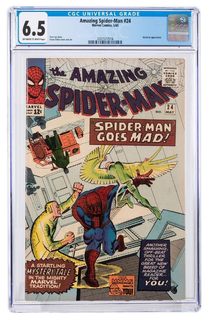 The Amazing Spider-Man No. 24.