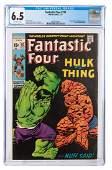 Fantastic Four No. 112.